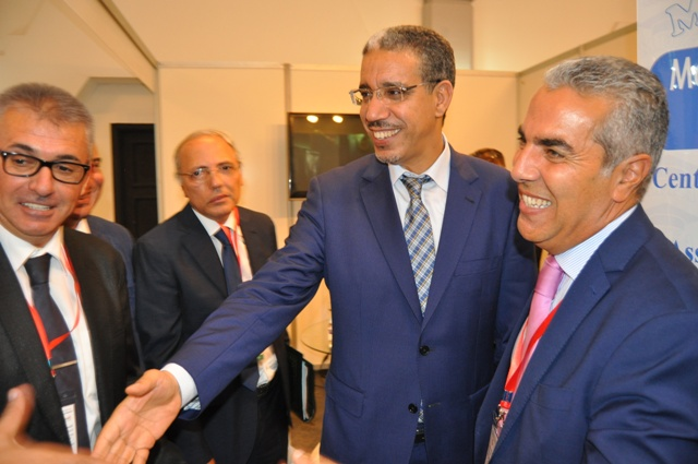 Le ministre aziz rabbah rencontre les professionnels du for Portnet maroc