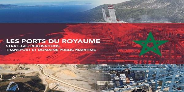 Pr sentation du secteur portuaire national les ports du for Portnet maroc